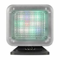 Fake TV Simulator Anti-Burglar Theft Deterrent Bright LED Sensor Home Security
