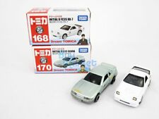 Takara Tomy Dream Tomica Initial D FC3S RX-7 S13 Silvia 2X Diecast Model Car