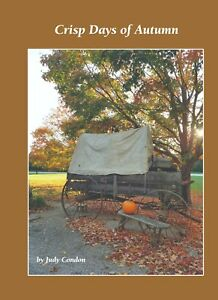 Crisp Days of Autumn Judy Condon Fall Book 2021! AAFA  NR