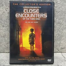 Close Encounters of the Third Kind (Dvd, 1977, 2002, The Collector's Edition)