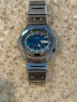 Mint Vintage SEIKO Alba Aka Men's Watch Rare Japan Collectible. Brand NEW Band.