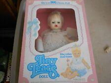 Vintage 1984 Ideal Tiny Tears Doll Mib Original Box