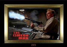 MAGNET  Movie Monster THE OMEGA MAN 1971