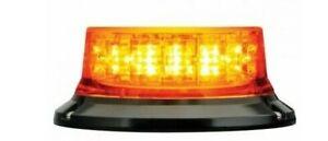 IONNIC 103000 Multivolt Low Profile LED Amber Beacon Rotating Warning Quality