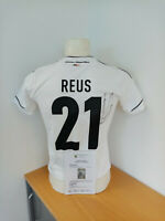 Deutschland Trikot Reus signiert DFB Borussia Dortmund BVB Autogramm Fußball 152
