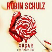 Sugar (2-Track) von Schulz,Robin Feat. Yates,Francesco | CD | Zustand gut