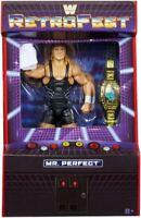WWE Mattel Mr. Perfect Curt Hennig Retrofest Exclusive Elite Figure