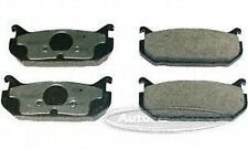 VGX MF584 Semi-Metallic Disc Brake Pad, Rear