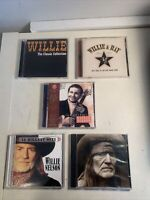 Willie Nelson 5 CD LOT Vintage Free Shipping 3