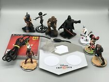 PS3 Disney Infinity 3.0 Edition, Base Portal Star Wars Minnie Mouse Olaf Etc