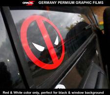 Deadpool funny JDM Car window Decal vinyl Sticker #002
