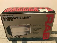 RAB landscape Light PLF-26 New In Box