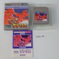 Nintendo Gameboy Tetris Working NTSC-J Japan 2101-020