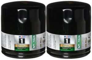 Mobil 1 (M1-102A) Extended Performance Oil Filter (Pack of 2)