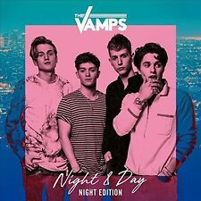 THE VAMPS 'NIGHT & DAY' (Night Edition) CD + DVD SET (2017)