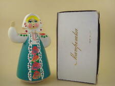 Vintage Old  Russian Soviet Hard Plastik Dancing Doll - USSR -  New In Box