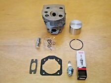 NWP Nikasil cylinder piston kit for Husqvarna 51, 55, 55 Rancher 46mm w/gaskets