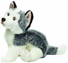 Nat & Jules Husky Dog [29cm] Soft Plush Toy NEW