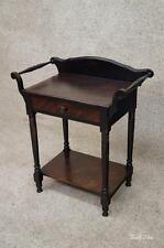 Lancaster Co. PA Dutch Folk Art Grain Painted Washstand Nightstand End Table