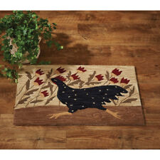 "Chicken Run Hand-Hooked Rug by Park Designs - 24"" x 36"""