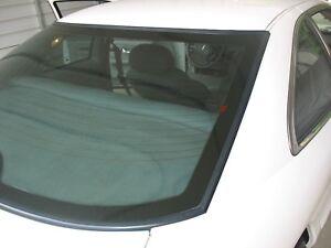 93-98 Lincoln Mark VIII Rear Window Trim Repair Kit