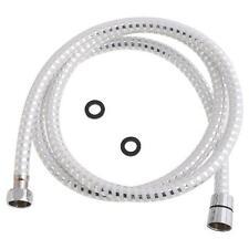 Flexo ducha PVC Blanco/plata 2 00 metros Oryx menaje / hogar Baño y complementos