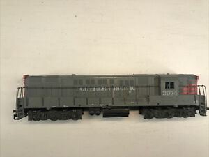 ATHEARN HO SCALE FM TRAINMASTER DIESEL LOCOMOTIVE SOUTHER PACIFIC # 3034
