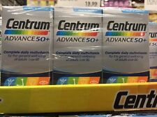 300 Centrum Advance 50+ A To Z Multivitamins Zinc Adult Formula Multi Vitamins