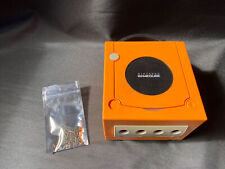 Gamecube Console - Spice Orange - Case - Shell Only - Replace/Upgrade - Housing