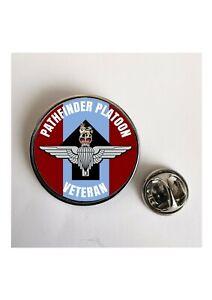 Pathfinder Platoon Veteran Military Lapel Pin Badge - Key Ring - Fridge Magnet