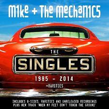 2CD*MIKE + THE MECHANICS**THE SINGLES 1985-2014 (DELUXE)***NAGELNEU & OVP!!!