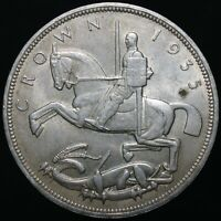 1935 | George V Crown | Silver | Coins | KM Coins