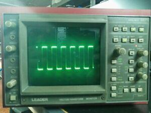 Leader Vectorscopio / Vectorscope 5871 PAL