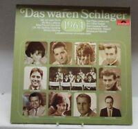 Das waren Schlager 1964 Freddy, Heidi Bachert, Siw Malmkvist, Beatles, To.. [LP]