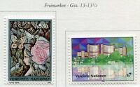 19386) UNITED NATIONS (Vienna) 1992 MNH** Nuovi**