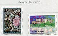 19386) UNITED NATIONS (Vienna) 1992 MNH** Nuovi**