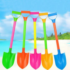 Funny Snow Shovel Toys Children's Beach Toy Colored Plastic Shovel Model -TOCA