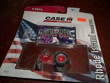 CASE INTERNATIONAL STATE  TRACTOR FARMALL 230 #24 RHODE ISLAND NIP