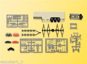 H0 LKW - Zubehörteile, Modellwelten Bausatz 1:87, Kibri 11980