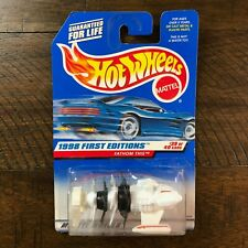 1998 Hot Wheels - First Editions #39/40 - FATHOM THIS - Card #682 ***NEW***