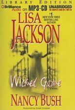 Wicked Game by Lisa Jackson and Nancy Bush (2009, Paperback, Original)