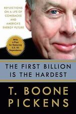 The First Billion Is the Hardest : Reflections on a Life of Comebacks and Americ
