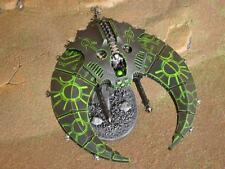 Warhammer 40,000 Necron Night Scythe Pro Painted