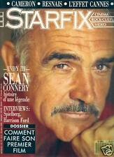 REVUE--STARFIX N° 77--CONNERY/SPIELBERG/FORD/CAMERON