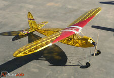 47 inch Quaker Flash Vintage 1936 Model AIrplane Printed Plans