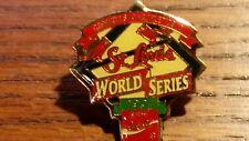 St Louis Cardinals vs. Athletics 1931 World Series Pin - Coca-Cola/National 1992