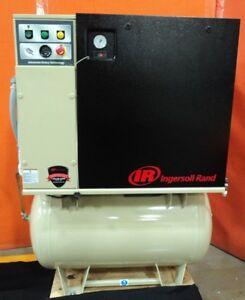 Refurbished Ingersoll Rand UP6-5TAS-150 Rotary Screw Air Compressor