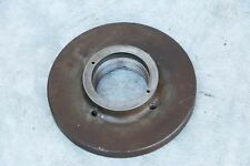 """Lathe face plate 6"""" Diameter metalworks chuck machinist spindle shop tools"""