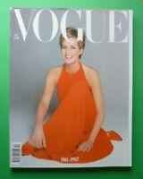 Vogue UK October 1997 Princess Diana Karen Elson Trish Goff Shalom Harlow 10