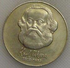 DDR 20 Mark Karl Marx 1983